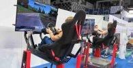 Simulador de conduccion. simuladores de carreras de coches