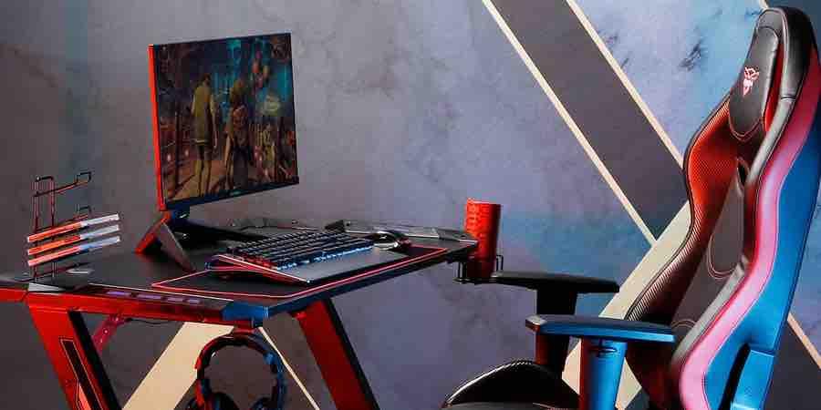 Mesa gamer pc