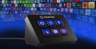 controlador para gamers stream deck