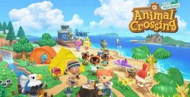 animal crossing new horizons para Nintendo Switch